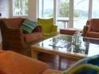 Casual lounge area