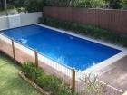 Watkins Road - Saltwater pool