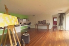 Lanai - Art studio and office